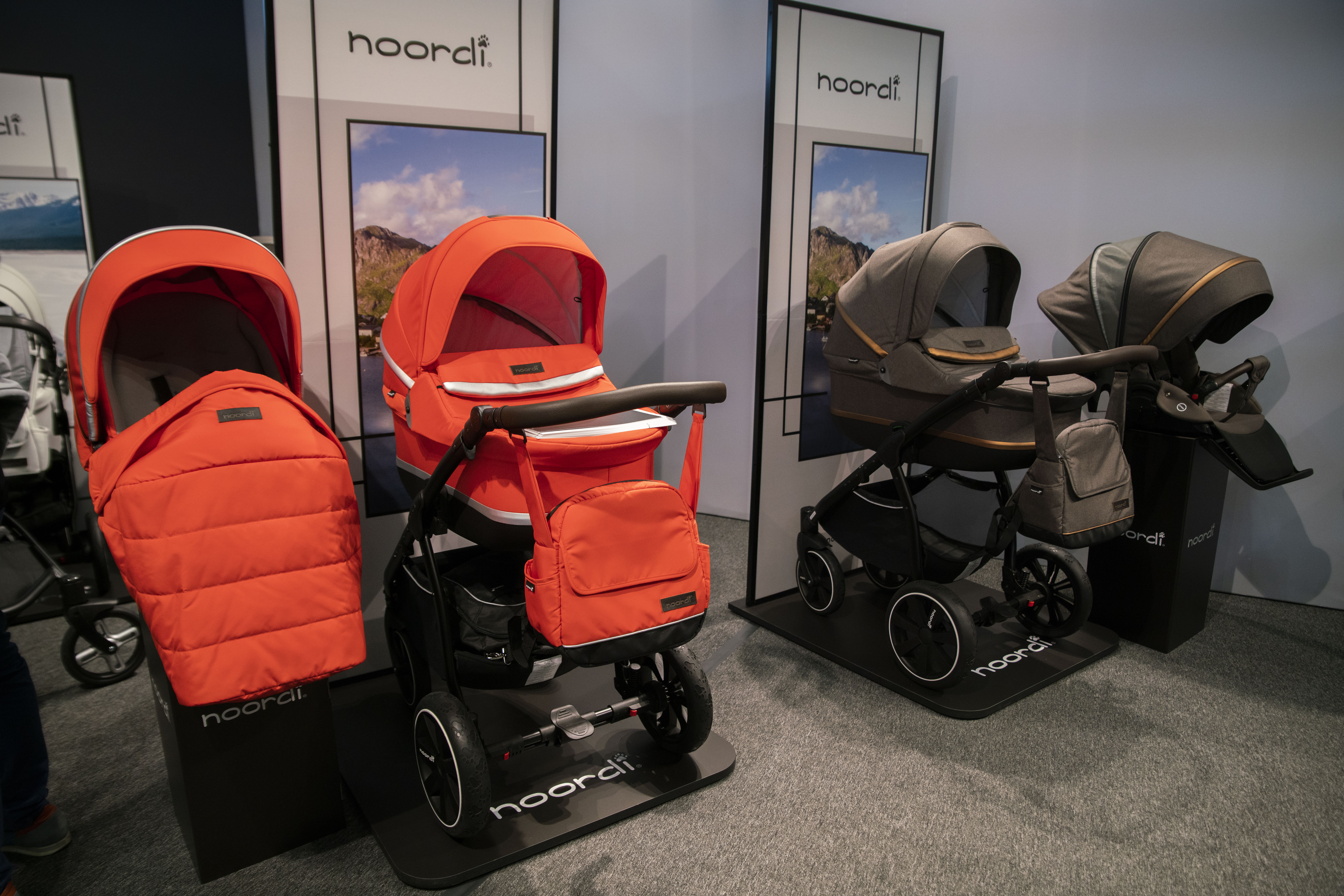 NOORDI innovations at Kids' Time 2019